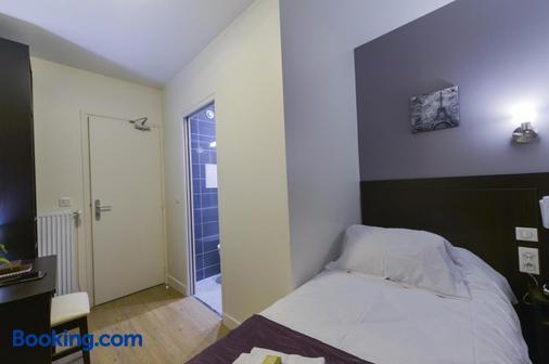 Hotel DU Quai DE Seine - Parigi - Stanza da letto
