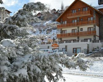 Hotel Chalet Valluga - Farellones - Gebäude