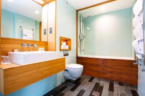Megaro Hotel - London - Bathroom