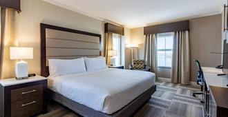 Holiday Inn Express Savannah-Historic District - Savannah - Bedroom