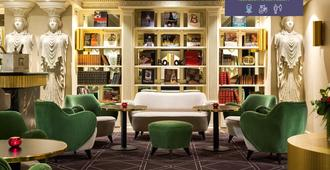 Hotel Barsey by Warwick - Brussels - Lounge