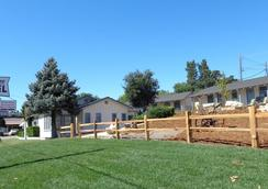 Farmhouse Motel - Paso Robles - Outdoor view