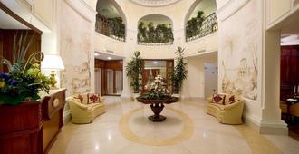 Palazzo Alabardieri - Nápoles - Lobby