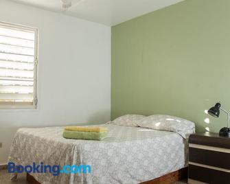 Safe Quiet Apartments Near Airport - Carolina - Slaapkamer