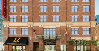 Residence Inn by Marriott Baltimore Downtown/Inner Harbor - Baltimore - Gebäude