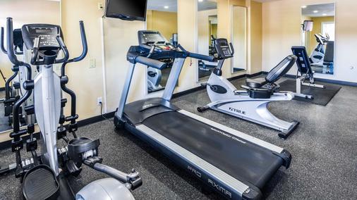 Best Western Desert Villa Inn - Barstow - Gym
