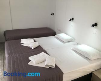 Deep Blue Rooms & Apartments - Mylopotas - Slaapkamer