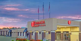 Ramada Plaza & Conf Center By Wyndham Charlotte Airport - Charlotte - Building