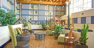 Ramada Plaza & Conf Center By Wyndham Charlotte Airport - Charlotte - Lounge