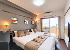 Kintaro Hotel Okinawa Naha - Naha - Bedroom