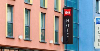Ibis Hamburg St Pauli Messe - Hamborg - Bygning