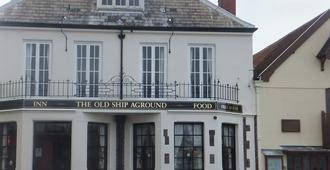 The Old Ship Aground - Minehead - Κτίριο