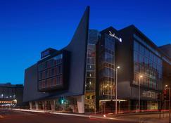 Radisson Blu Hotel, Glasgow - Glasgow - Gebäude