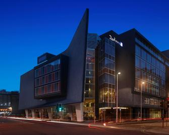 Radisson Blu Hotel, Glasgow - Glasgow - Building