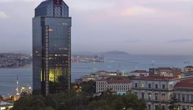 The Ritz-Carlton Istanbul - Istanbul - Näkymät ulkona