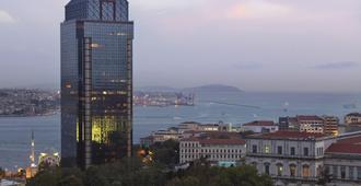 ذا ريتز-كارلتون، إسطنبول - اسطنبول - المظهر الخارجي