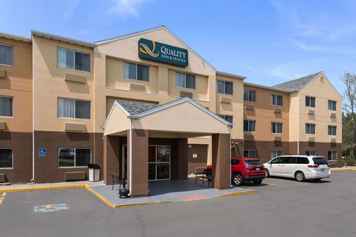 Quality Inn And Suites - Bozeman - Toà nhà