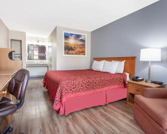 Days Inn by Wyndham Clinton-Presbyterian College - Clinton - Bedroom