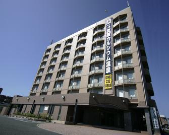 Green Rich Hotel Aso Kumamoto Airport - Kikuchi - Building
