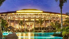 Sofitel Dubai The Palm Resort & Spa - Dubaï - Bâtiment