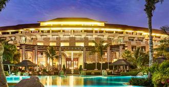 索菲特杜拜棕櫚渡假村暨溫泉酒店 - 杜拜 - 杜拜 - 建築