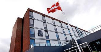 Hotel Britannia - Esbjerg - Byggnad