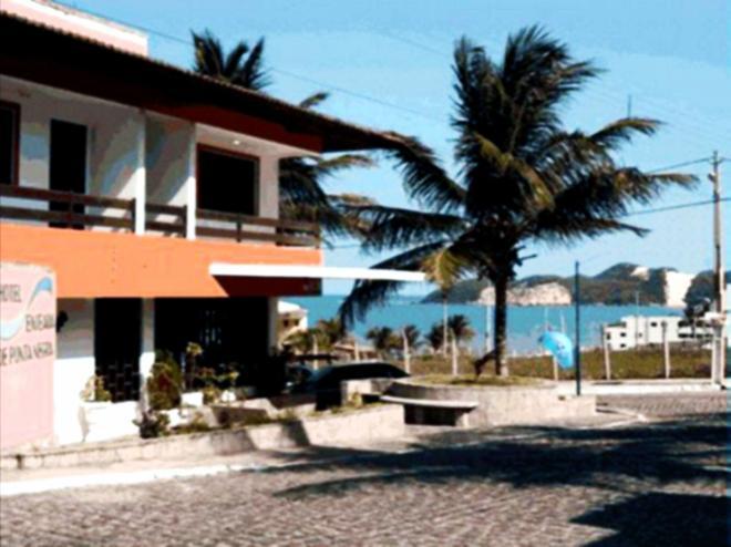Hotel Enseada de Ponta Negra - Natal - Outdoor view