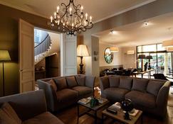 Hotel Particulier - La Chamoiserie - Niort - Sala de estar