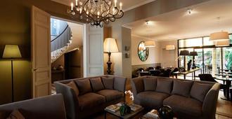 Hotel Particulier - La Chamoiserie - Niort - Salon