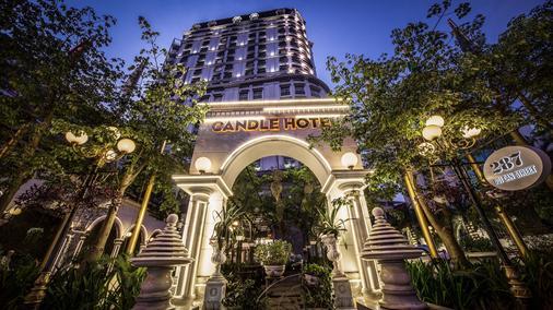 Super Hotel Candle - Hà Nội - Toà nhà