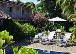 Ilha Deck Hotel - Ilhabela - Uima-allas