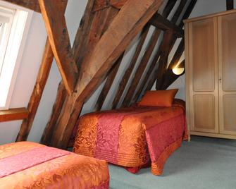 Hotel Jan Brito - Bruges - Bedroom