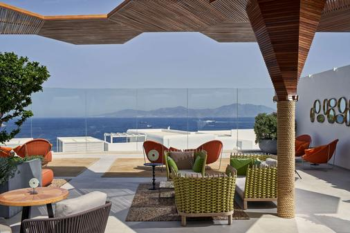 Myconian Naia - Preferred Hotels & Resorts - Mýkonos - Baari