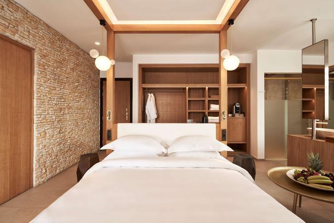 Myconian Naia - Preferred Hotels & Resorts - Mykonos - Phòng ngủ