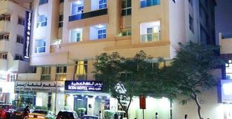Icon Hotel Apartments - Dubai - Toà nhà
