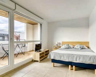 Les Patios De Saint-Pierre - Palavas-les-Flots - Bedroom