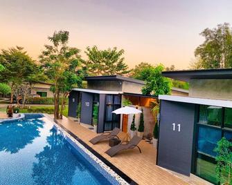 Baansuan Leelawadee Resort Nan - Нан - Басейн