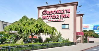 Brooklyn Motor Inn - Brooklyn - Vista del exterior