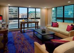 Ottawa Marriott Hotel - Ottawa - Living room