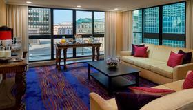 Ottawa Marriott Hotel - Ottawa - Wohnzimmer