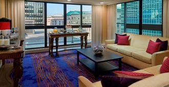 Ottawa Marriott Hotel - אוטאווה - סלון
