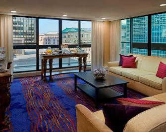 Ottawa Marriott Hotel - Ottawa - Stue