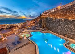 Kn Aparthotel Panoramica Heights - Adeje - Piscina