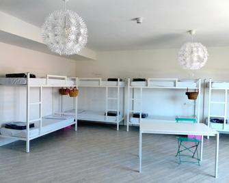 Meet Gardalake Hostel - Песк'єра-дель-Гарда - Bedroom