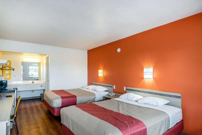 Motel 6 Anniston Al - Oxford - Κρεβατοκάμαρα
