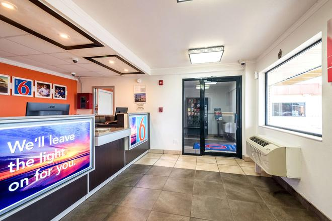 Motel 6 Anniston Al - Oxford - Σαλόνι ξενοδοχείου