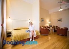 Spa Hotel Europa Royale Druskininkai - Druskininkai - Bedroom