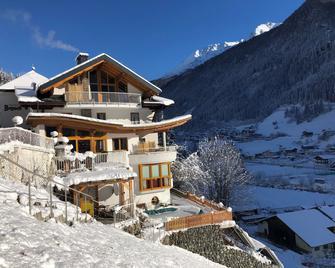 Hotel Garni Bergwelt - See - Gebäude