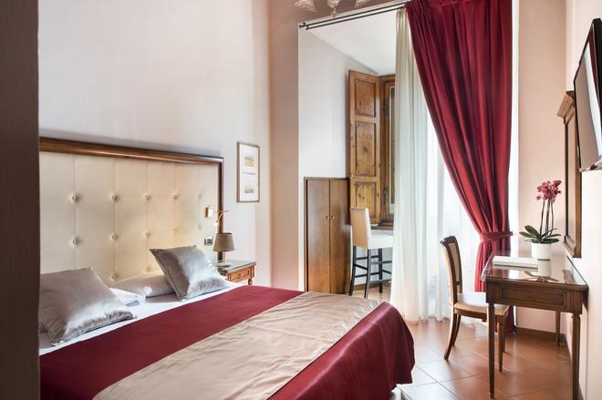 Leon Bianco - San Gimignano - Bedroom