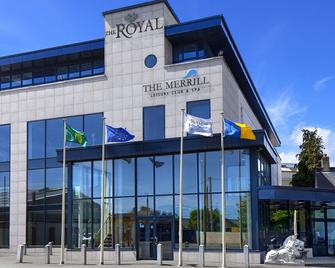 The Royal Hotel and Leisure Centre - Bray - Gebouw